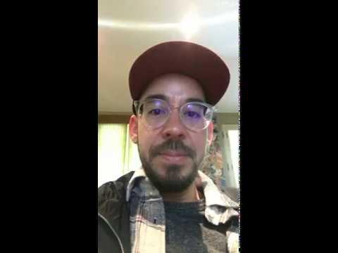 Mike Shinoda Instagram Live 20 04 2018