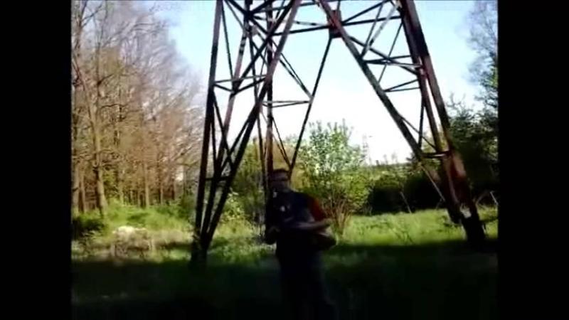 Эйфелева башня. Донецк