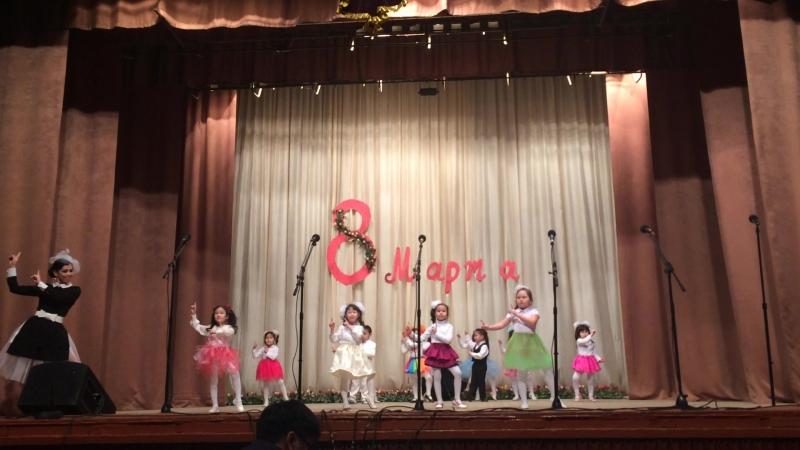 Леди Совершенство младшая танцгруппа СКАЗКА (4 - 5 лет)
