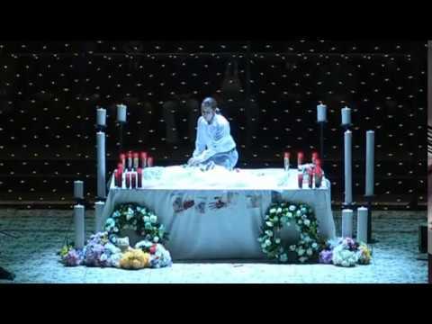 Ecco la tomba... Deh! Tu bell'anima I CAPULETI E I MONTECCHI Christina Campsall