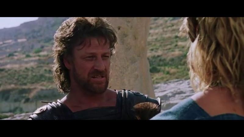 Троя Troy 2004 Ахиллес и Одиссей