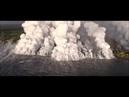 На Гавайях озеро испарилось всего за полтора часа. Озеро Гринлейк (Грин) уничтожено вулканом
