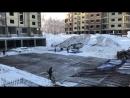 Армирование фундаментной плиты 2-я отсечка. г. Щелково ул.Ленина ЖК Горизонт