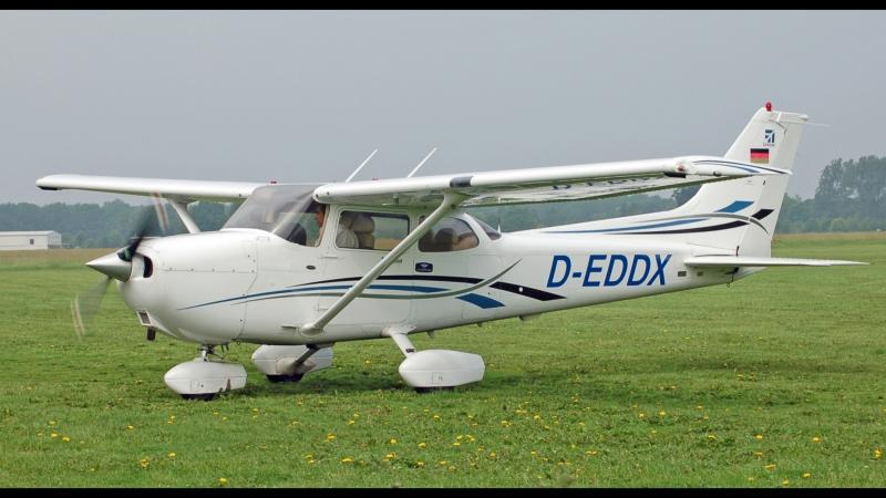 Вылет навстречу рассвету. Cessna 172