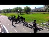 Разборка УАЗа курсантами ОАБИИ (6 sec)
