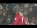 Goals: Manchester United 1 v Bournemouth 0