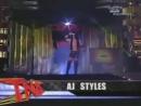 NWA TNA 18.08.2004 | ЭйДжей Стайлз пр. Кида Кэша (Уличная драка)
