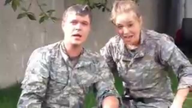 Дарья Циберкина и Антон Гуляев