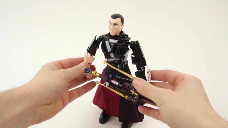 Конструктор LEGO Star Wars. Чиррут Имве 75524