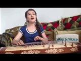 Казакский (казахский) национальный инструмент Жетіген (Жетыген)(640x360).mp4