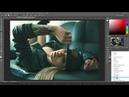 Как тонировать фото в фотошопе Современная тонировка в холодных тонах Photoshop
