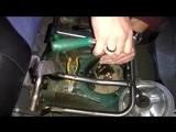 Замена бензонасоса Honda CR-V rd1