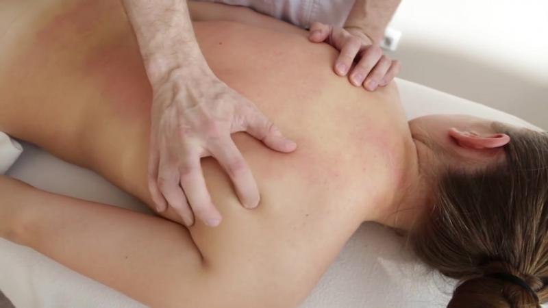 Пальпация болевых точек дианоз
