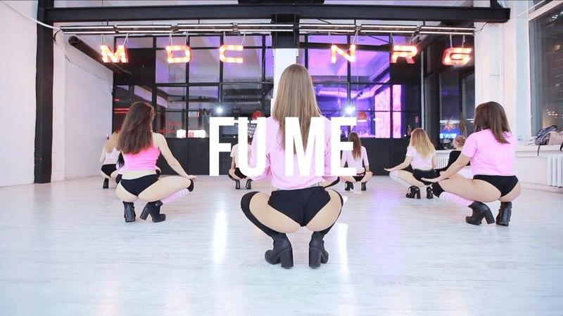 FU MI Indica TWERK Choreography