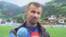 Сергей Семак на «Зенит-ТВ»: об игре с «Грассхоппером», разговоре со Спаллетти и антураже сборов