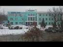 Страшный гололед в Алматы