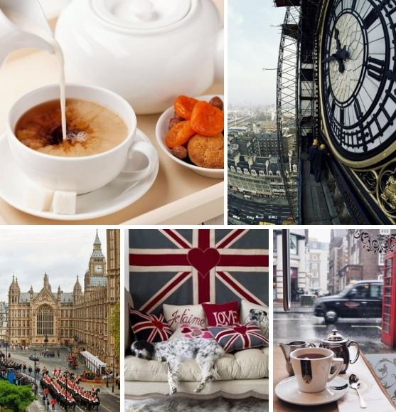 Утренний чай по-английски