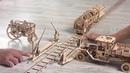 Ugears Mechanical Models