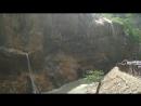 Большой Чегемский водопад в Кабардино-Балкарии, нижняя часть
