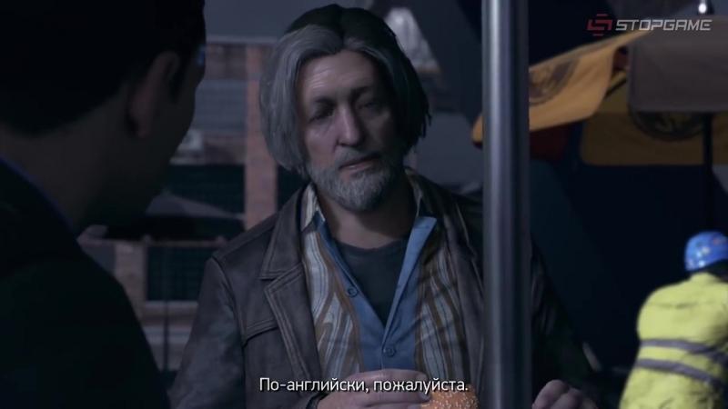 [StopGame.Ru] Трудности перевода. Detroit Become Human