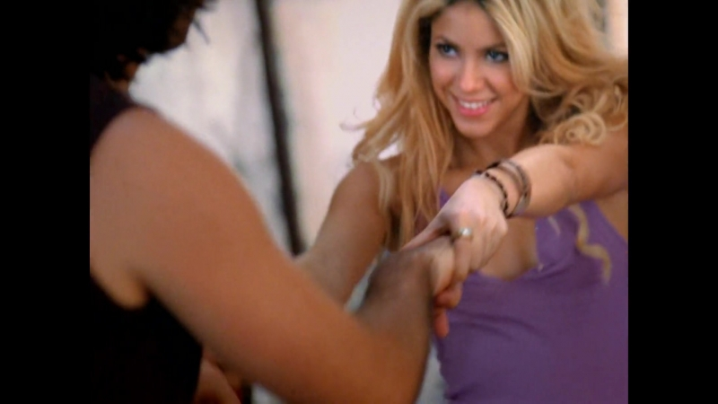 SHAKIRA - UNDERNEATH YOUR CLOTHES 1080p