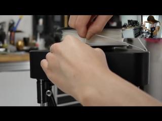 BIQU Magician Delta 3D Printer Unboxing and First Print美女安装
