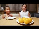 СО ВКУСОМ КУБЫ. Papa Rellena (фаршированная картошка)   Кубинская кухня