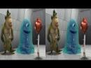 Короткометражный мультфильм. Большой отрыв БОБа 3D VR SBS