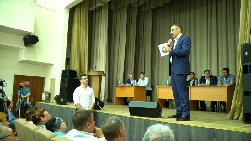 04-05-18-Рошаль Вопросы министру экологии Когану А.Б. и любопытные ответы