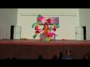 15 05 18 Трио Шоу Елец школа восточного танца Зафира Колпачева Нина Виктория Самохина Олеся Трубицына