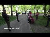 Технология впаривания Цыганский гипноз в исполнении русского мошенника.