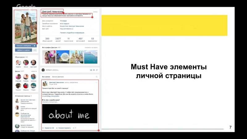 27 Интернет маркетолог Создание портфолио внешняя экспертность