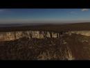 Квадрокоптер взметнул над пещеой Таврская