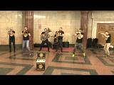 Музыка в Метро - Brevis Brass Band  https://vk.com/moscowtop1 - Больше по теме