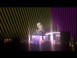 Дополненная реальность от Эминема на его концерте