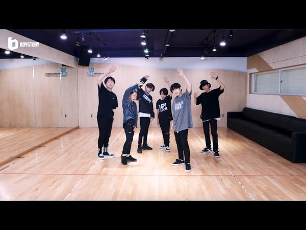 BOY STORY Handz Up Dance Practice