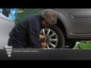 Процедура замены амортизаторов на Opel Zafira 1 9 CDti Часть 2