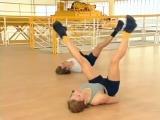 Фитнес с Валери Турпин 3 десятиминутка
