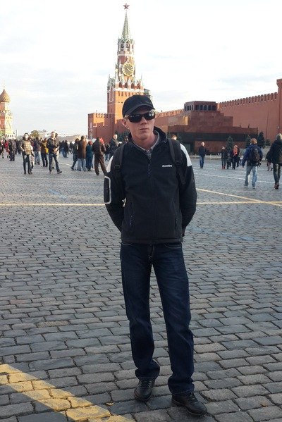 Алекс Пономарёв