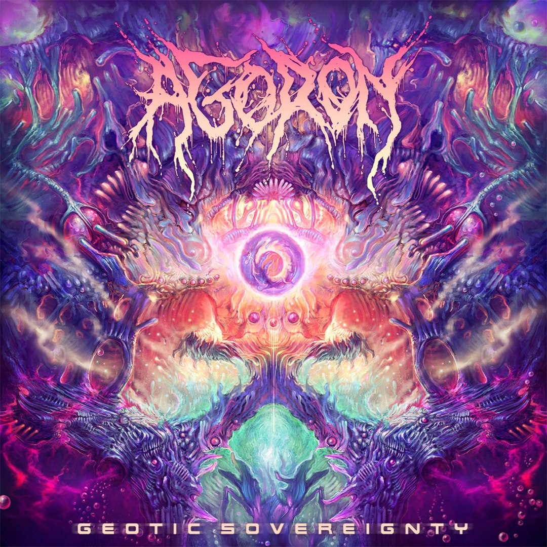 Agoron - Geotic Sovereignty (2018)