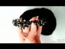 135 Меховые наушники ручной работы от @accsessories adely