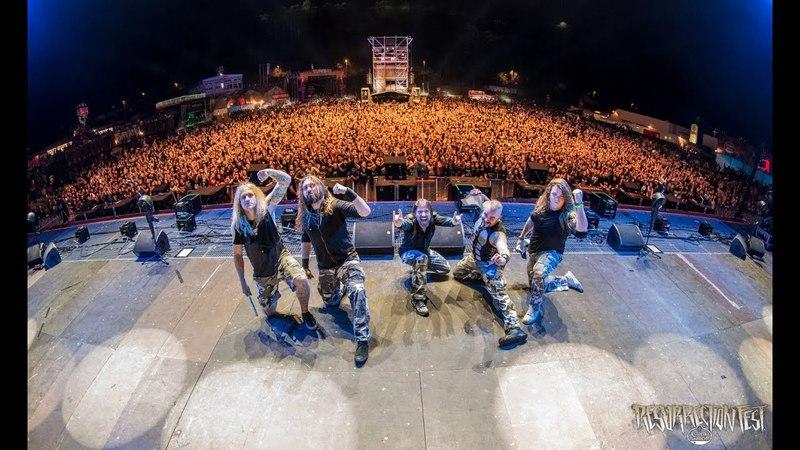 Sabaton Live at Resurrection Fest EG 2017 Full Show