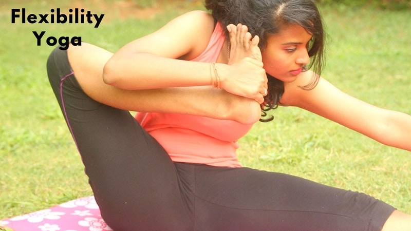 Yoga to Relieve Tight Glutes | Pain Relieving Stretch for Glutes | Yoga for Flexibility