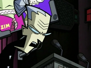 Invader Zim S02E08 The Voting of the Doomed ENG