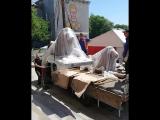 Скульптуры на ДК ЗЛК