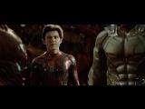 Мстители и Лига справедливости против Таноса и Дарксайда в трейлер от  Mightyraccoon!