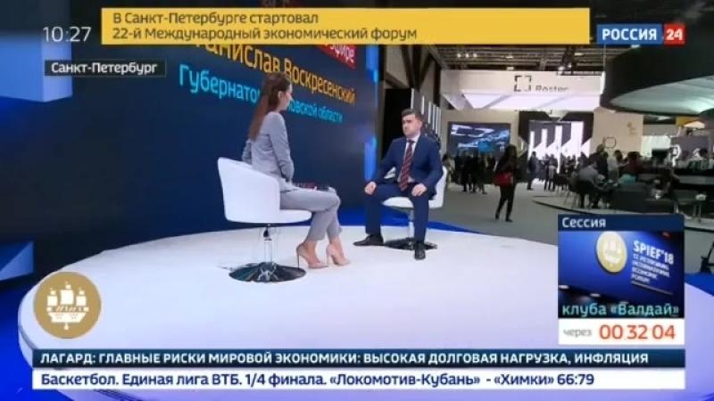 Станислав Воскресенский про строительство обхода города Иваново