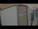 Сборка душевой кабины 100100 высокий поддон Водный Мир