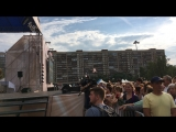 Стрим 72.ru: выступление Хора Турецкого на Дне города в Тюмени