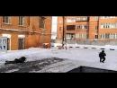 Штурм комендатуры г Иркутск с использованием техники